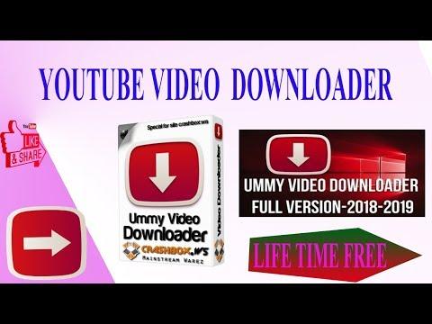 Ummy Video Downloader Crack 1.10.10.7 Lastest Version 2021