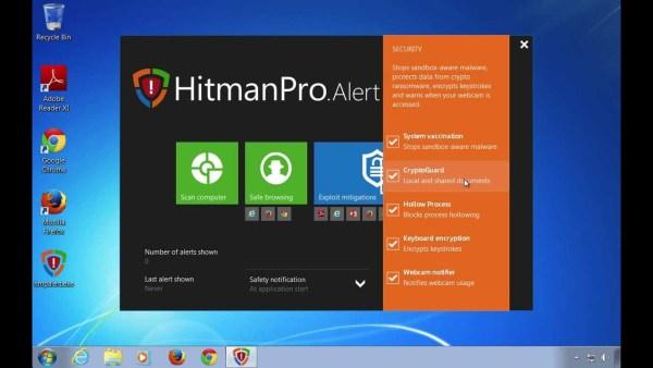 Hitman Pro Crack 3.8.18 + License Key Free Download 2021