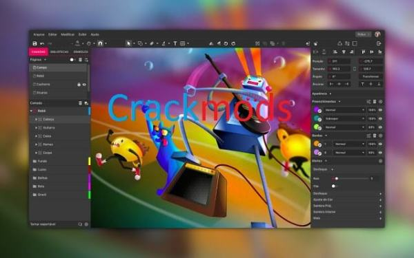 Gravit Designer 4.0.0 With Crack Serial +Activation Key Free Download