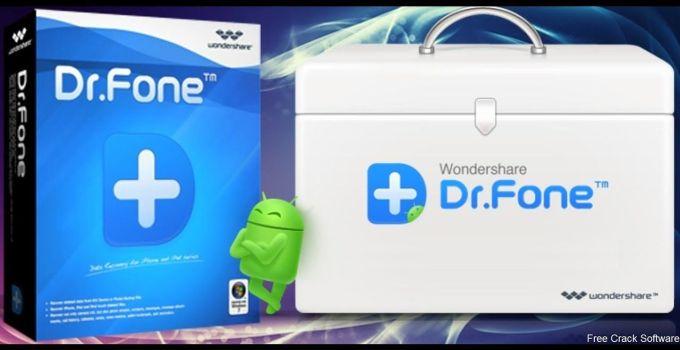 Wondershare Dr.Fone Toolkit Crack