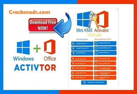 Free Mini KMS Activator Ultimate 2.3 For Windows + Office [Latest] Download