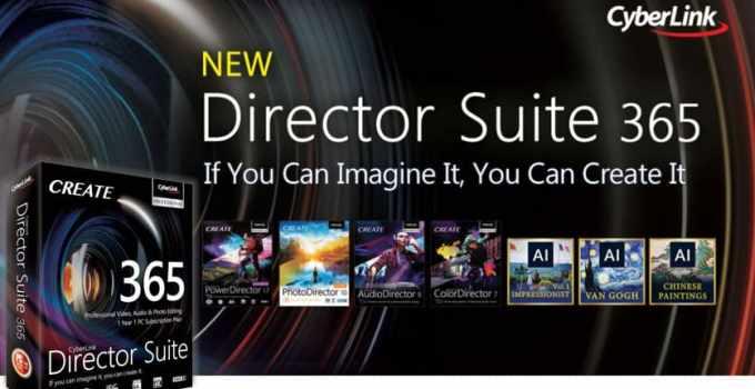 CyberLink Director Suite Crack