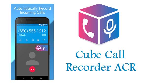Cube Call Recorder ACR Premium MOD APK