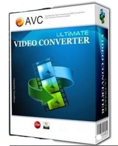 Any Video Converter Ultimate 7.1.3 Crack With License Key Download