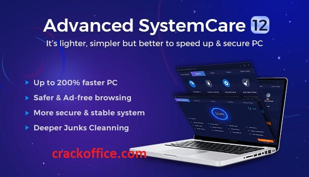 Advanced SystemCare Pro 13.5.0 Key + Crack 2020