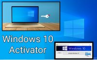 Windows 10 Activator 2021 Free Download For 32-64Bit [Latest]