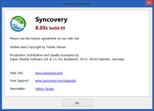 Syncovery Crack 8.20 with Registration Key