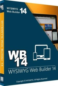 WYSIWYG Web Builder 14.3.4 Crack
