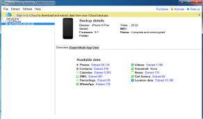iPhone Backup Extractor 7.6.11.1757 Crack