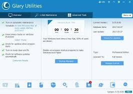 Glary Utilities Pro 5.119 Crack