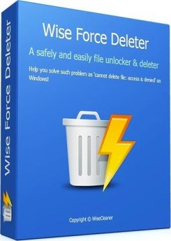Wise Force Deleter