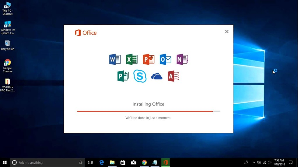 Microsoft Office 2016 Product Key + Cracked [100% Working]