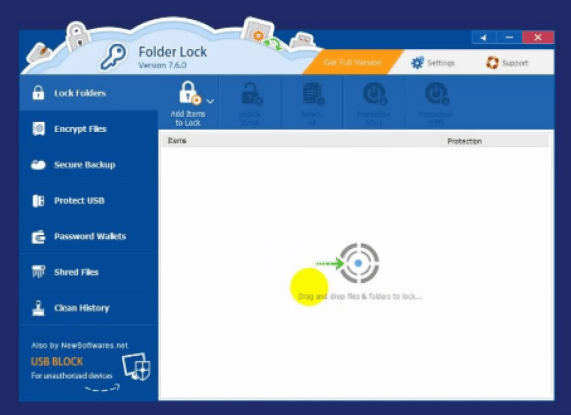 Folder Lock 7.8.1 Crack Incl Keygen Full + Latest