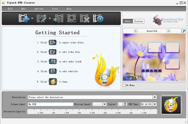 Tipard DVD Creator 5.2.50 Crack + Registration Code [Latest]