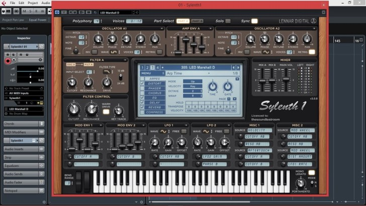 Sylenth1 3.070 Crack With License Code (2021) [Win + Mac]