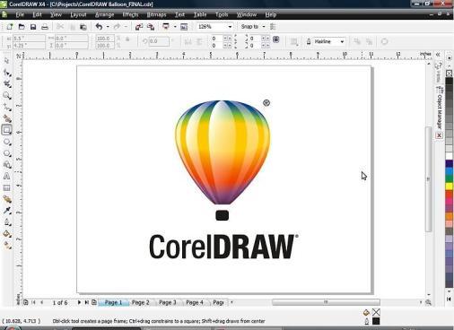 Corel Draw X6 Keygen For windows 7,8,8.1 (64/86 Bit)