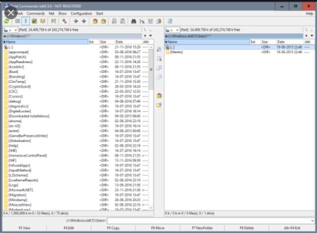 Total Commander 10.00 Crack + License Key Full Download