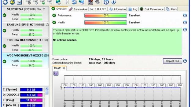 Hard Disk Sentinel Pro 5.70.6 Crack + Registration Key Full (Torrent)