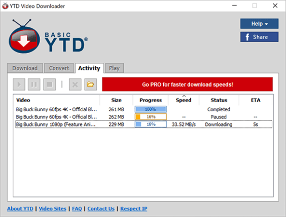 YTD Video Downloader Pro 7.3.23 Crack & License Key [PC]