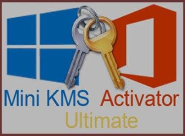 Mini KMS Activator Ultimate V2.6 Crack + Product Key Letest Version