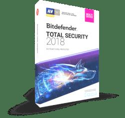 Bitdefender Total Security 2018 Crack + License Key [Updated]