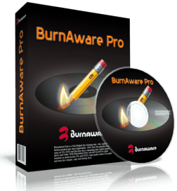 BurnAware Professional Crack + Serial Key Free Download