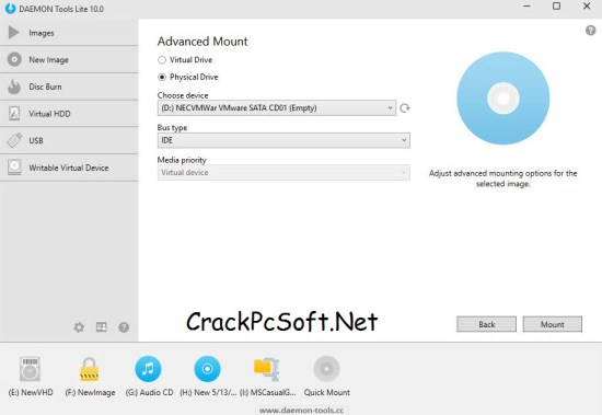DAEMON Tools Lite Crack Download