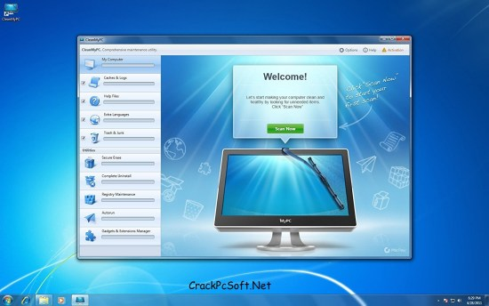 CleanMyPC Crack Patch Download