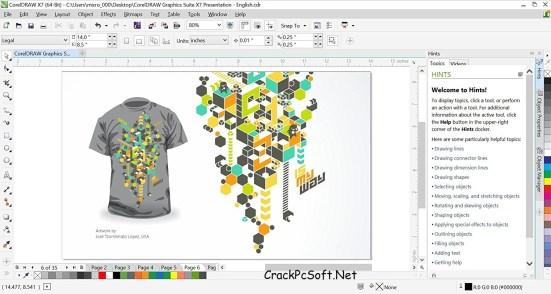 Corel Draw X7 Crack Download