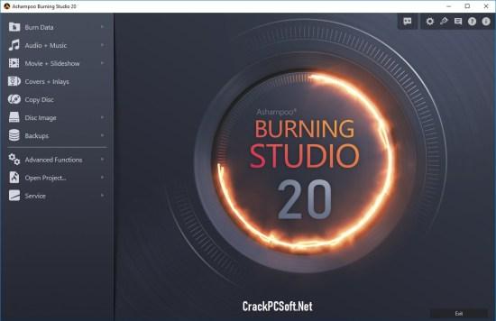 Ashampoo Burning Studio Serial Key