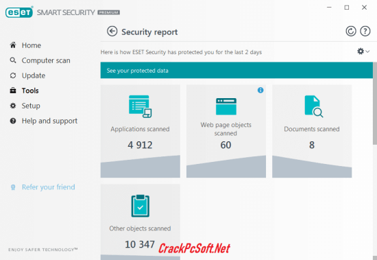 ESET Smart Security 2019 Keygen