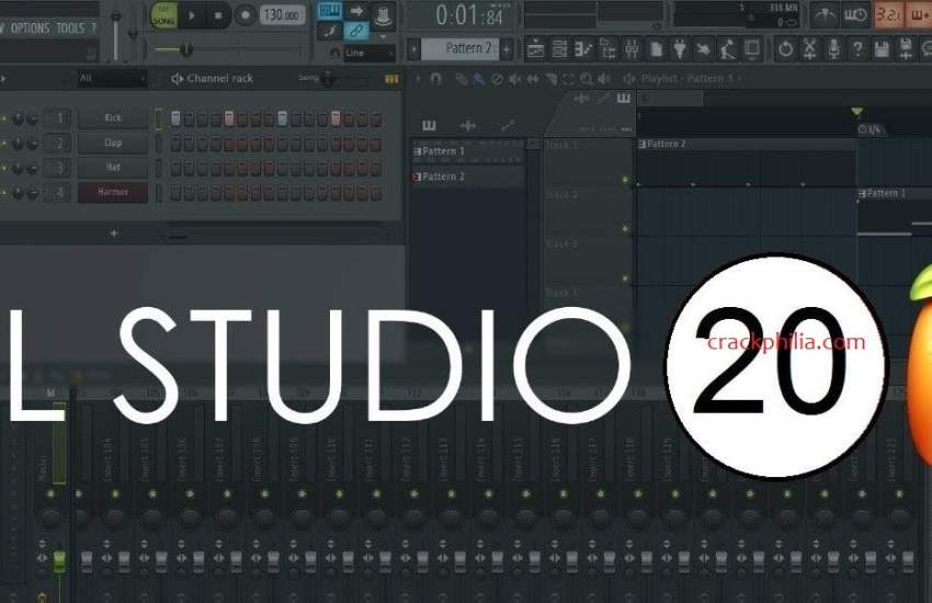 FL Studio 20.7.3.1987 Crack Plus Activation Key Download