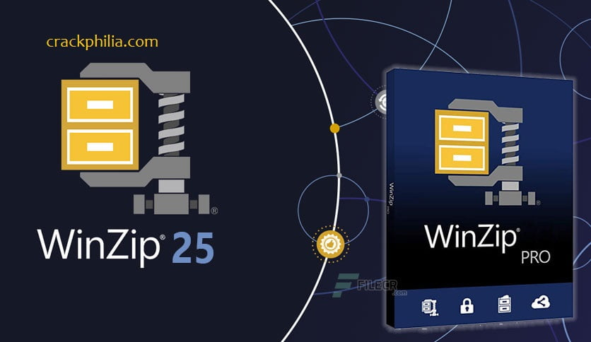 WinZip 25 Pro Crack Plus Activation Code Download For Windows
