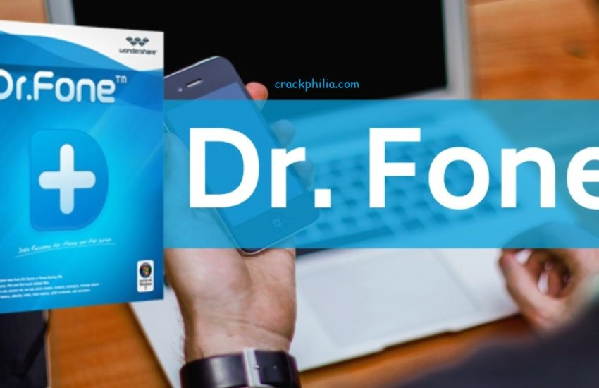 Wondershare Dr.Fone 10.7.2 Crack Plus Registration Key Download