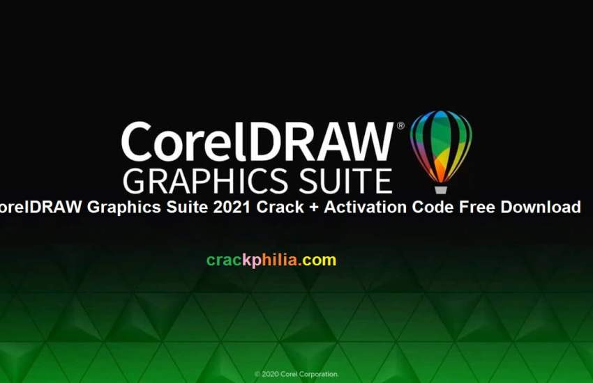 CorelDRAW Graphics Suite 2021 Crack + Activation Code Free Download