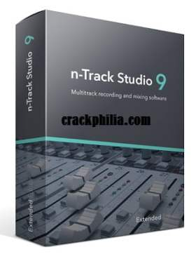 n-Track Studio 9.1.2 Crack + Activation Code Latest Version Download