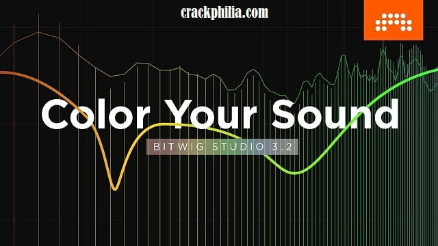 Bitwig Studio 3.2 Crack Plus License Key 2020 Download For Windows