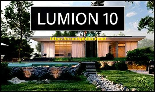 Lumion Pro 10.5.5 Crack Plus License Key [Latest] Free Download