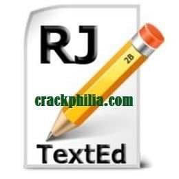 RJ TextEd Crack 14.60 Plus Serial Key Full Free Download