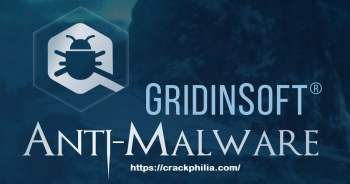 GridinSoft Anti-Malware 4.1.89 Crack + Activation Code Free Download