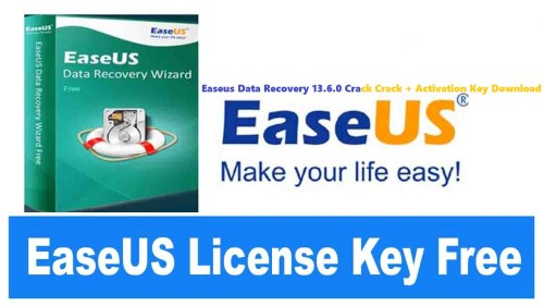 Easeus Data Recovery 13.6.0 Crack