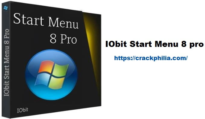IObit Start Menu 8 Crack 5.2.0.9 + Activation Code Download