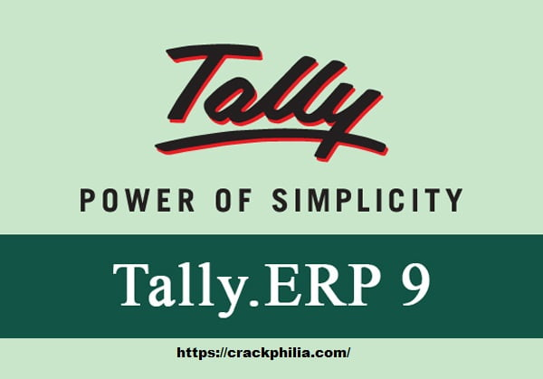 Tally ERP 9 Crack With Activation Key Free Download