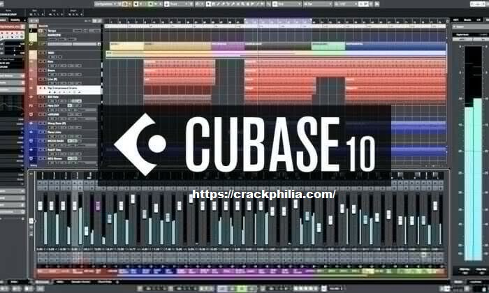 Cubase Pro 10.5.30 Crack With Activation Code Free Download 2021