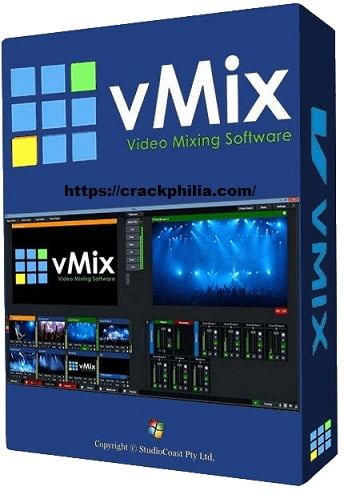 vMix Pro 23.0.0.70 Crack With Activation Code Free Download