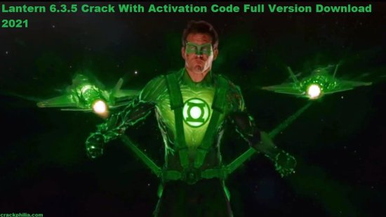 Lantern 6.3.5 Crack With Activation Code Full Version Download 2021