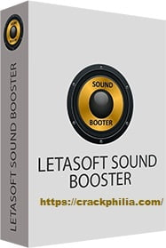 Letasoft Sound Booster 1.11 Crack With Product Key Free Download
