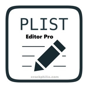 plist Editor Pro 2.5 Crack With Serial Key Free Downlaod 2021