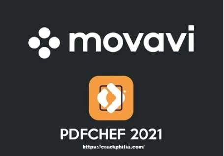 Movavi PDFChef 21.1.0 Crack With Activation Key Free Download