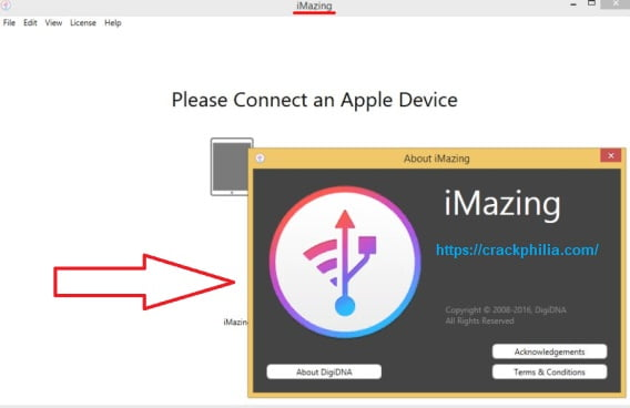 iMazing 2.14.0 Crack With License Key Free Download 2022